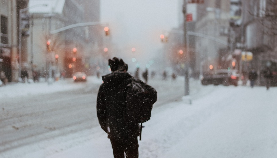 A Krasnoiarsk la temperatura mitjana anual és de 1,6ºC, essent la mitjana del mes de gener de -15,5ºC.