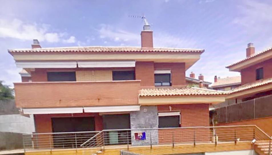 Imatge de l'habitatge que els denunciants volien llogar. S'ubica a l'avinguda de Catalunya.