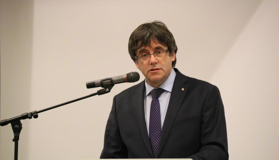 Les declaracions arriben un dia després de conèixer la renúncia del president destituït, Carles Puigdemont.