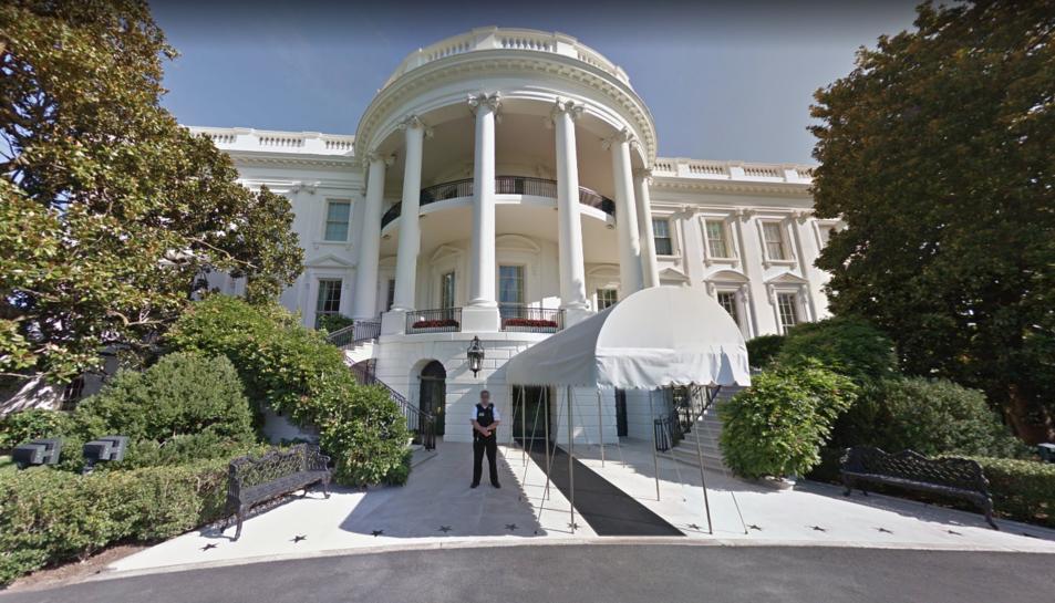 Imatge de la Casa Blanca