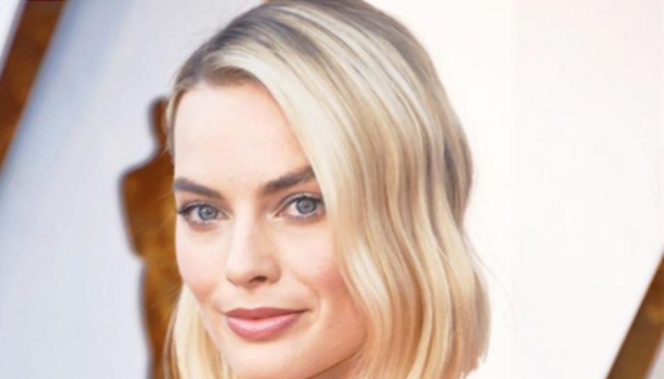 Margot Robbie als Oscars