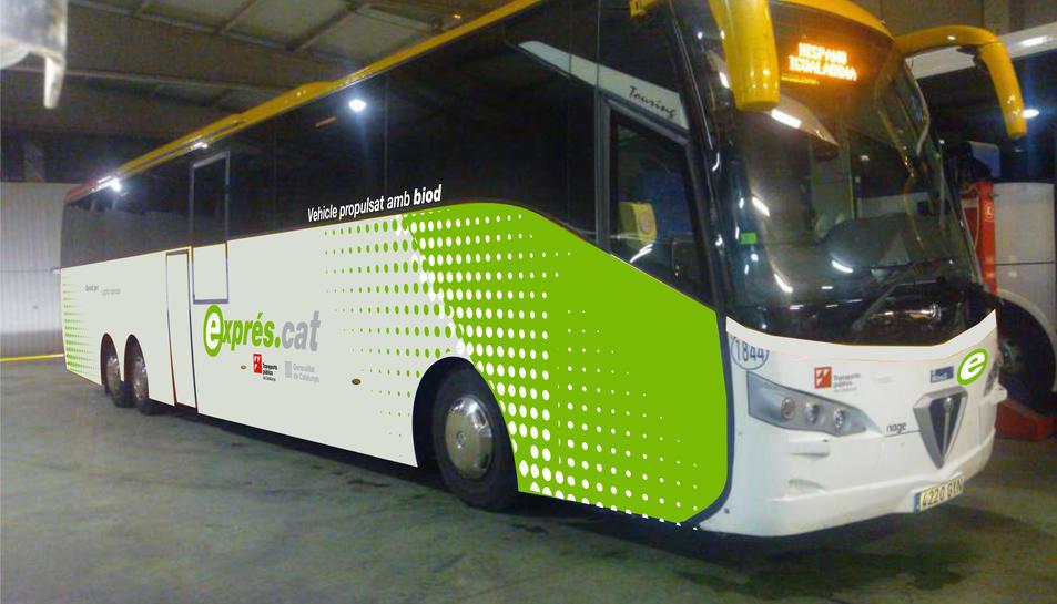 La xarxa de busos exprés.cat està implementada pel Departament de Territori i Sostenibilitat.