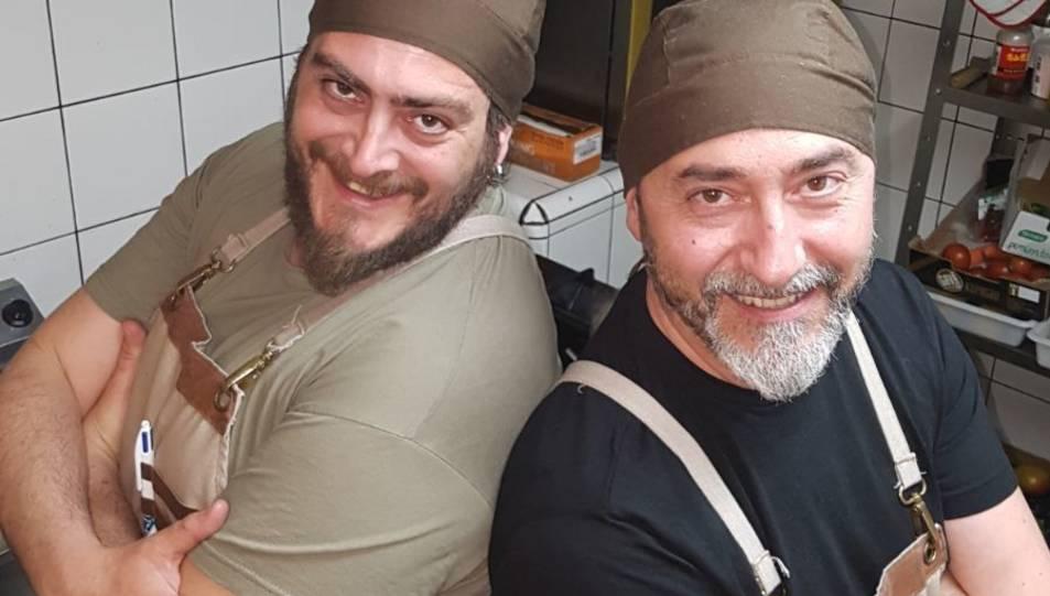Miguel Rodríguez i Mario Nieto.