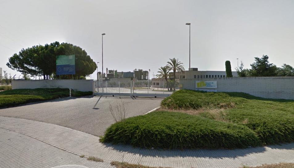 Imatge de les instal·lacions de NAC Química a Constantí.