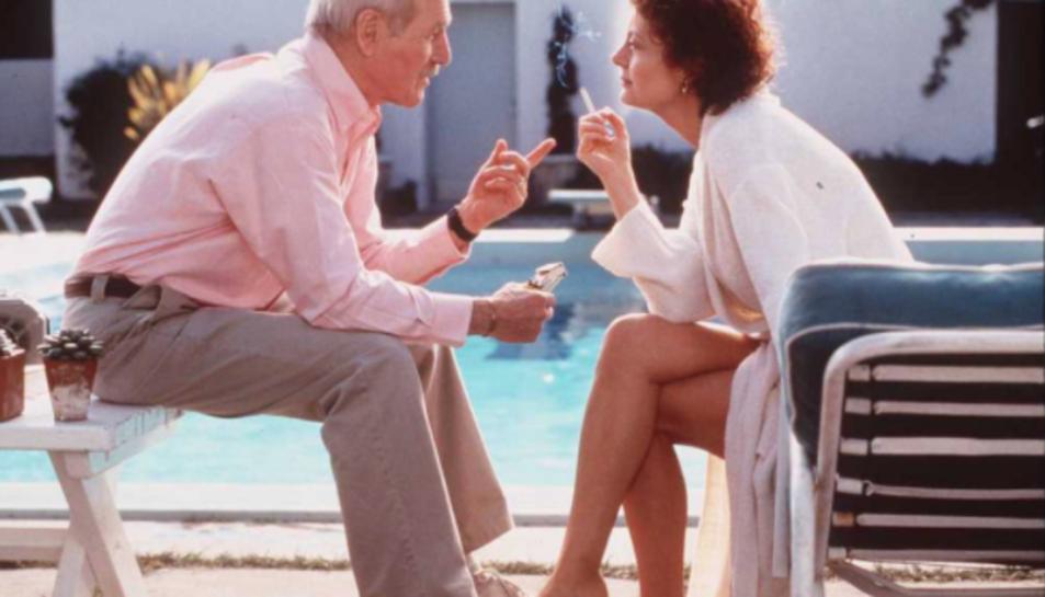 Fotograma del film 'Al caer el sol' dirigit per Robert Benton i produït per Paramount Pictures.