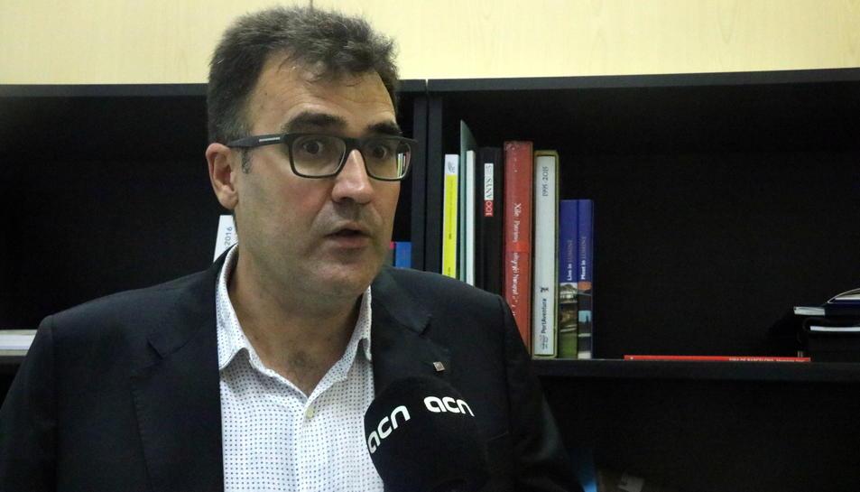 L'exsecretari d'Hisenda de la Generalitat està investigat per malversació, desobediència i prevaricació.