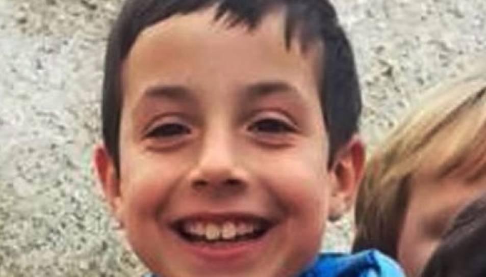 El nen de 8 anys va desaparèixer de 27 de febrer