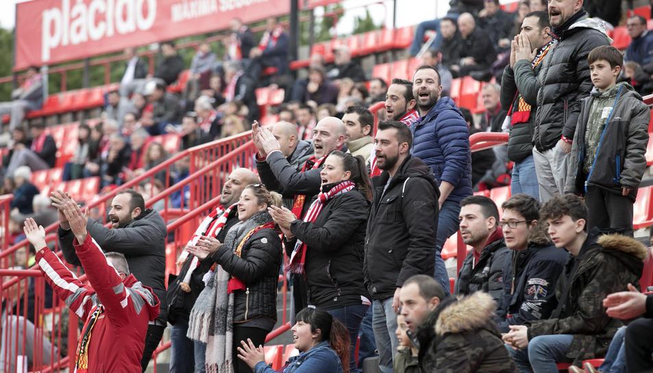 El club espera una bona resposta de l'afició diumenge.