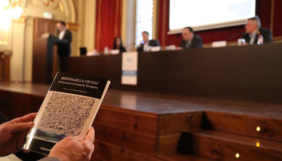 Les sessions es fan al Centre Tarraconense El Seminari.