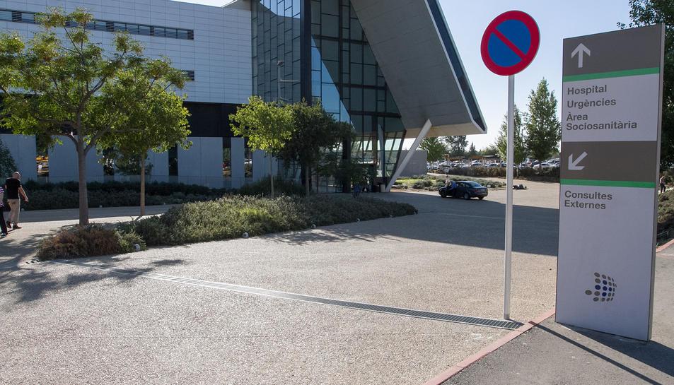 Una imatge d'arxiu de les instal·lacions de l'Hospital Sant Joan de Reus.