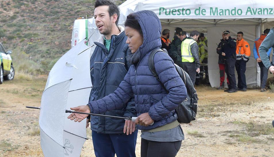 Imatge d'Ángel Cruz, pare de Gabriel i la seva parella Ana Julia Quezada.