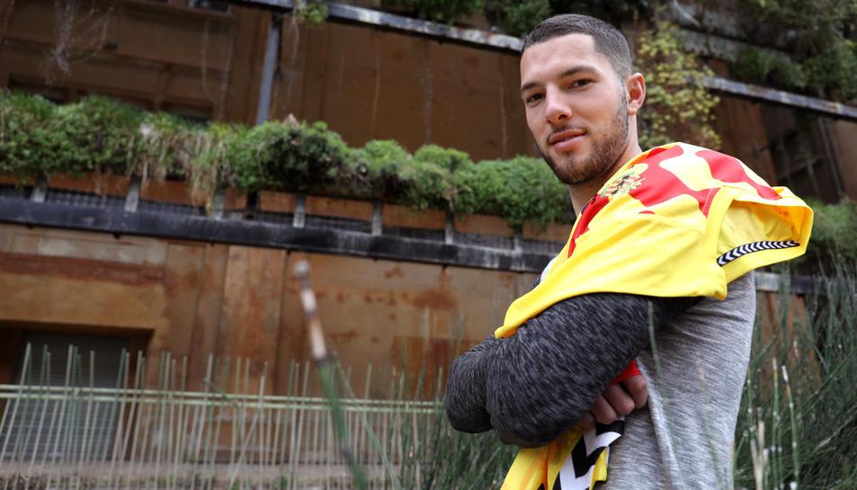Tete Morente és un dels jugadors més utilitzats per Nano Rivas i un futbolista que, poc a poc, va obrint-se camí al Nàstic i a la Segona Divisió.