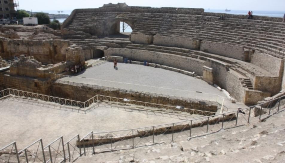 L'amfiteatre.