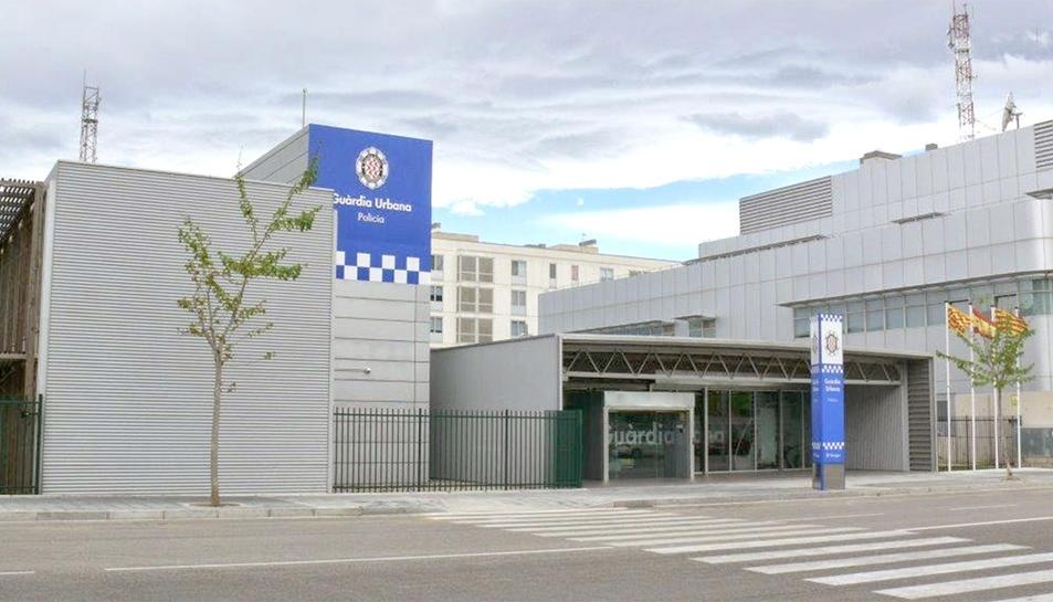 El jove va ser detingut per la Guàrdia Urbana de Tarragona.