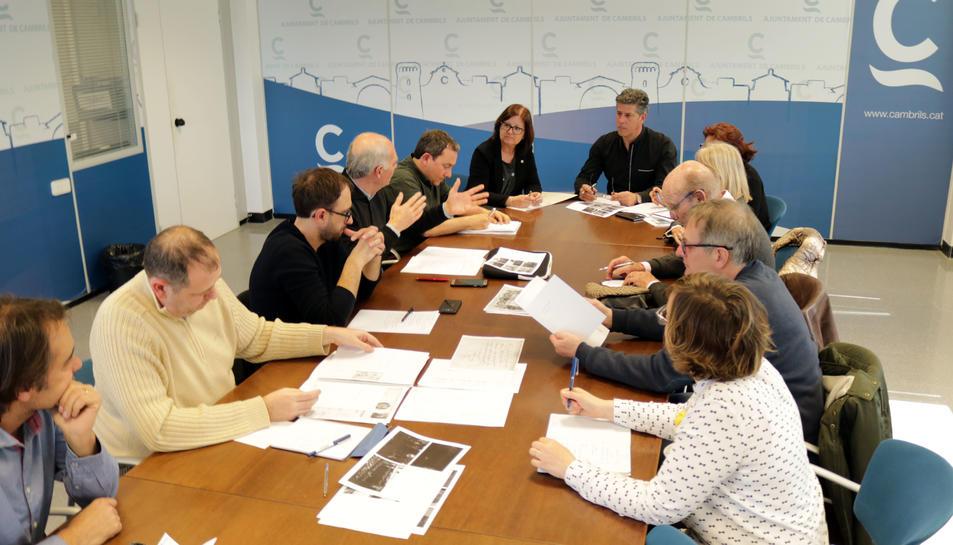Imatge de la Comissió de