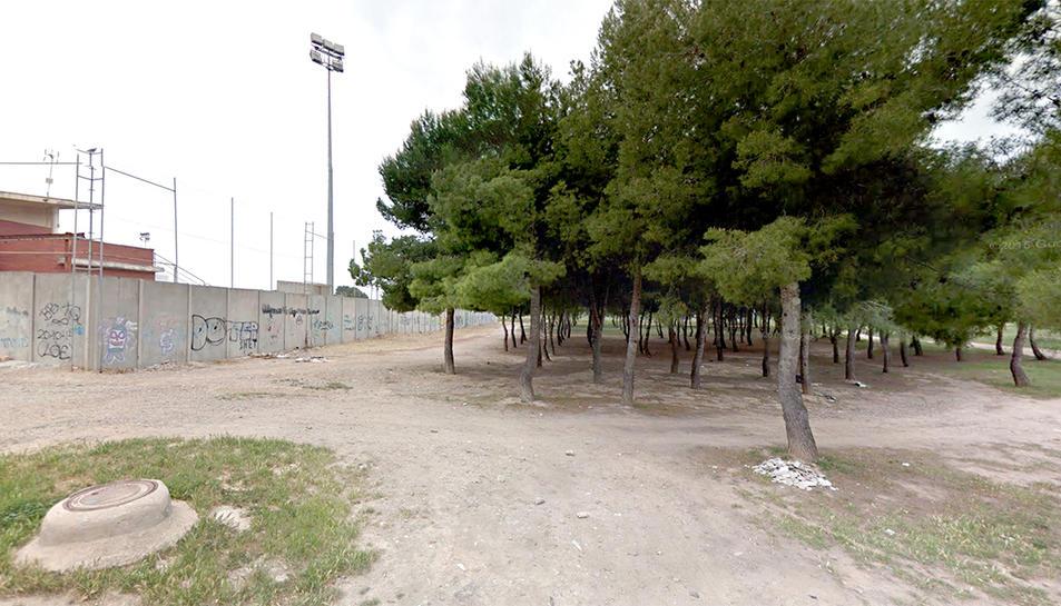 La detenció es va produir pels voltants del camp de futbol de Bonavista.