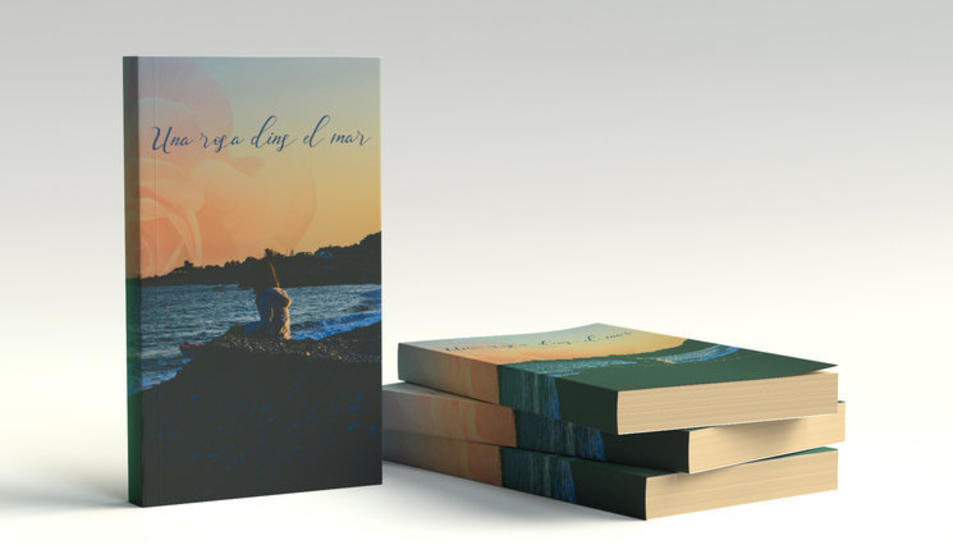 Imatge del llibre 'Una rosa dins el mar'.