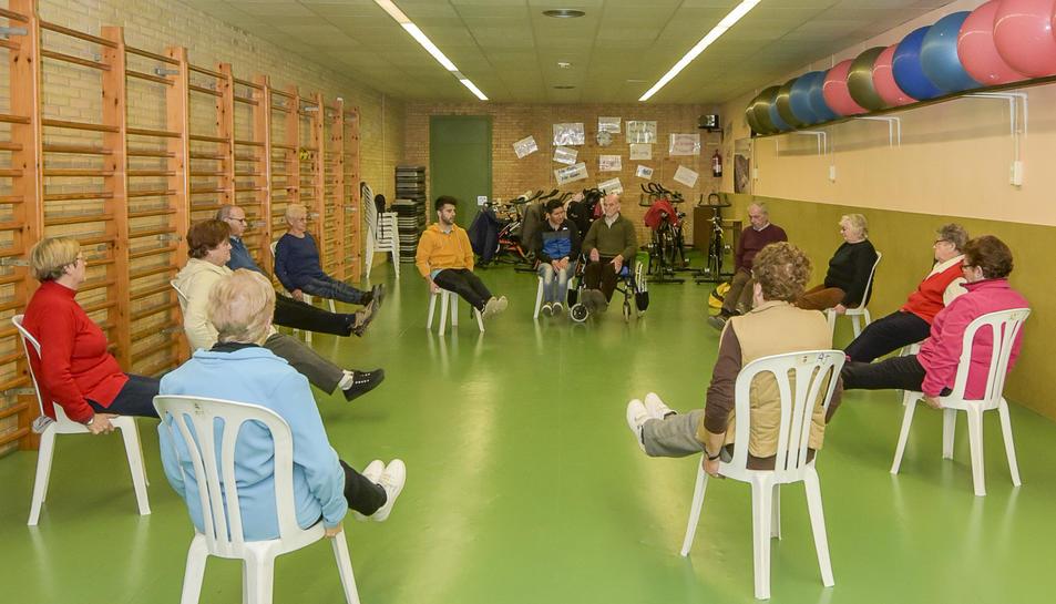 Imatge d'una sessió
