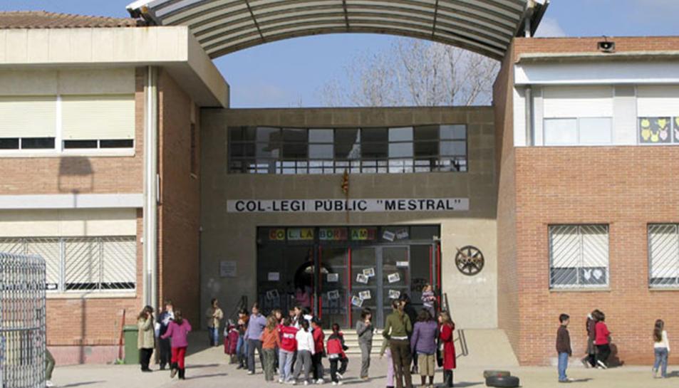 Imatge de l'Escola Mestral de Vila-seca.