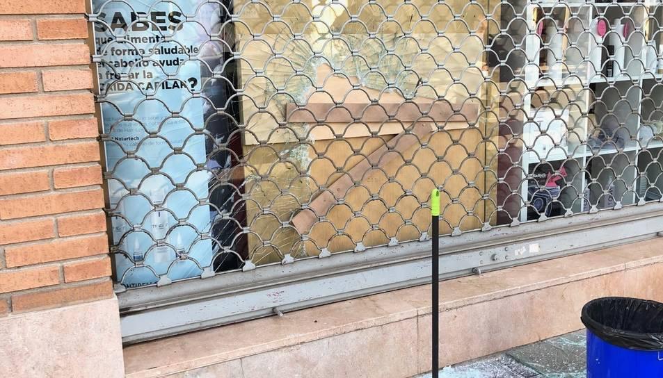 Roben a una perruqueria de Tarragona
