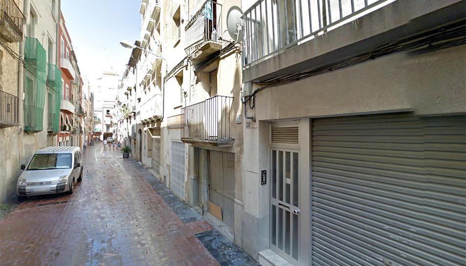 Un dels robatoris frustrats va ser al carrer de Sant Jaume de Reus
