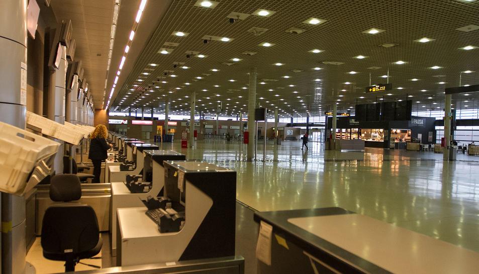 S'ampliarà la zona de sortides i de recollida d'equipatges, entre d'altres actuacions.