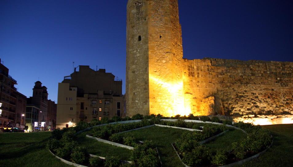 El Circ Romà de Tarragona apagarà la seva llum durant l'Hora del Planeta.
