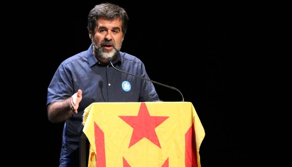 Imatge d'arxiu de Jordi Sànchez.