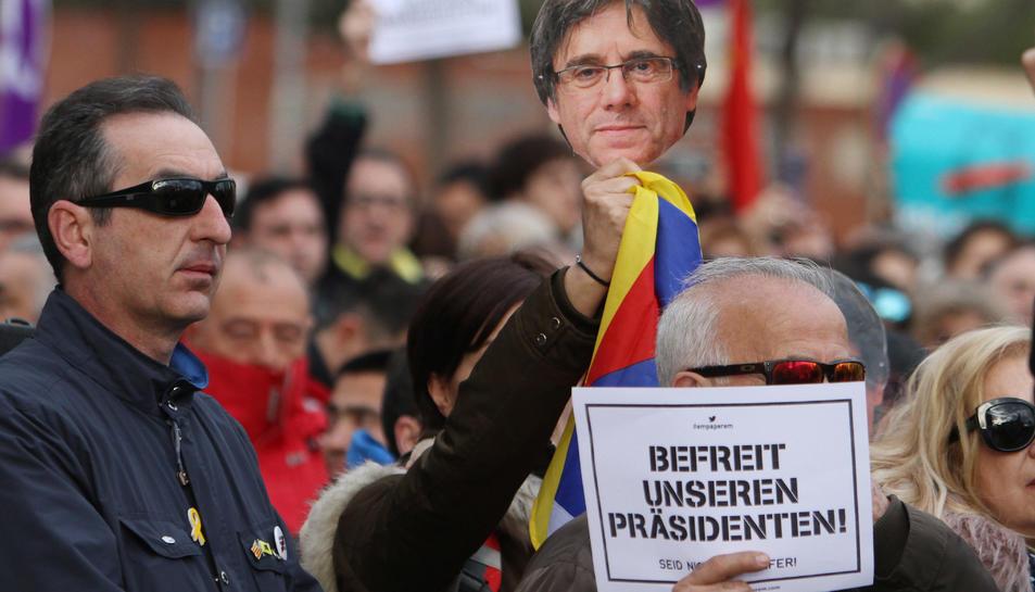 La manifestació a Tarragona del 25 de març (2)