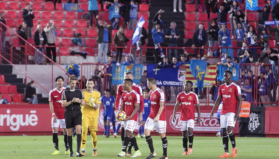 Les decepcions són constants a Tarragona, tot i que ara només cal pensar en aconseguir la permanència sigui com sigui.