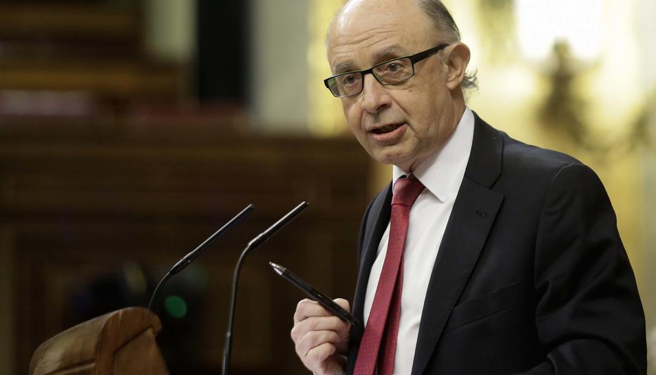 El ministre d'Hisenda, Cristóbal Montoro, ha confirmat que els nous pressupostes contemplem la baixada de l'IVA del cinema.
