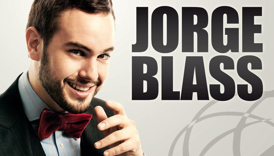 L'espectacle de Jorge Blass serà el plat fort del festival.