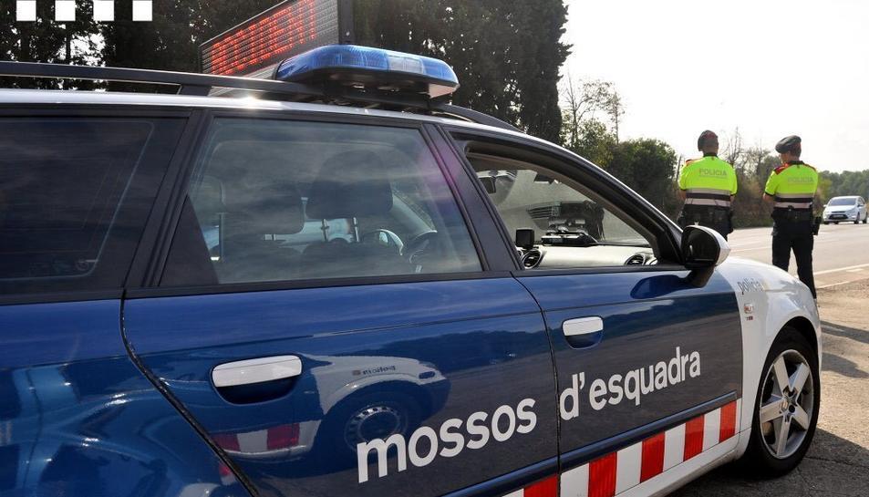 Els ocupants dels vehicles han resultat il·lesos.