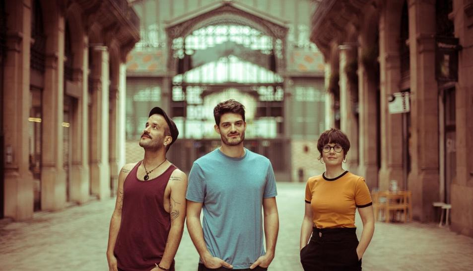 El grup català presentarà seu nou àlbum 'Tots els meus principis'.