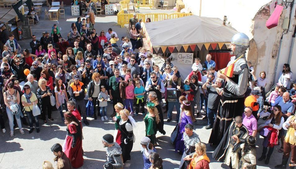 El Mercado Medieval de Creixell (1)