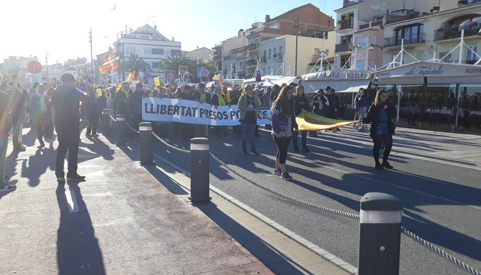 Imatge de la capçalera de la manifestació