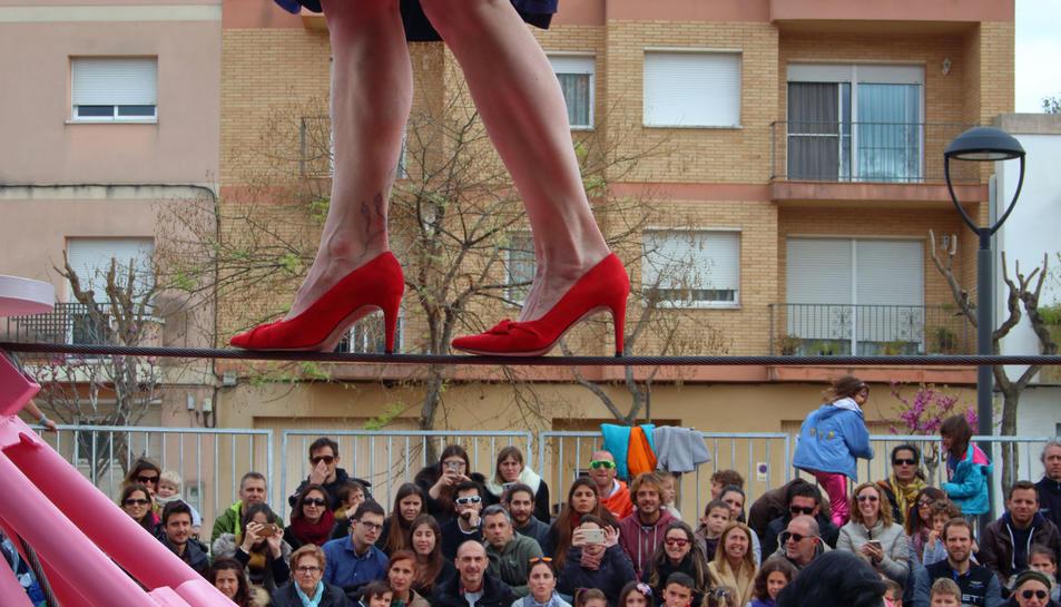 Del passat 6 al 8 d'abril els carrers del Morell es van omplir d'espectacles