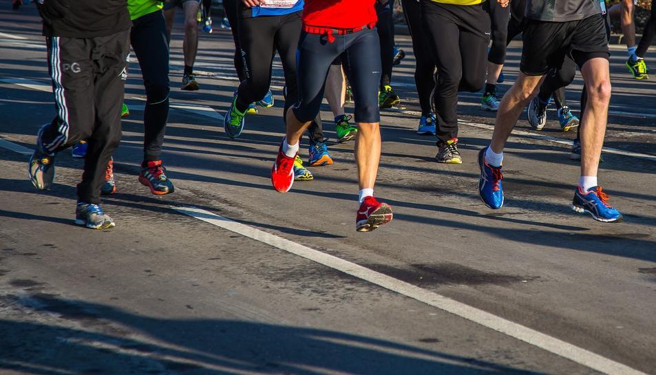 La cursa tindrà lloc el 14 d'abril.