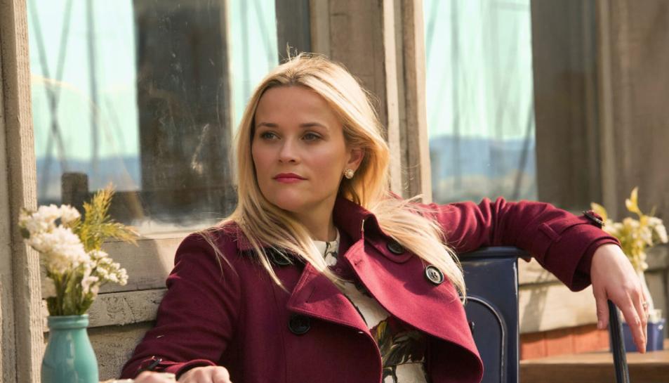 Fotograma de 'Big Little Lies' protagonitzada per Witherspoon.