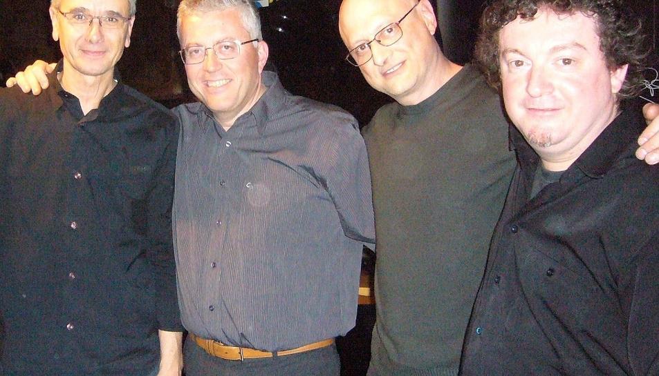 El concert de jazz 'Recordant Stan Getz' anirà a càrrec de Josep M. Domènech Trio, juntament amb el saxofonista Sergi Castan.