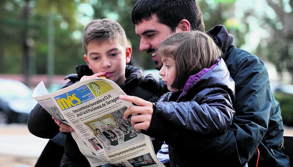 El Diari Més és la publicacio de premsa escrita ambmés lectors del Camp de Tarragona.