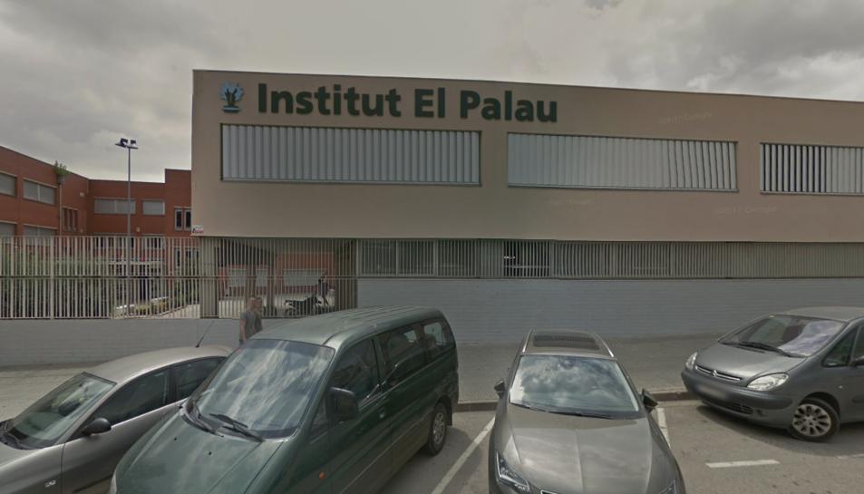 L'Institut El Palau, Sant Andreu de la Barca.