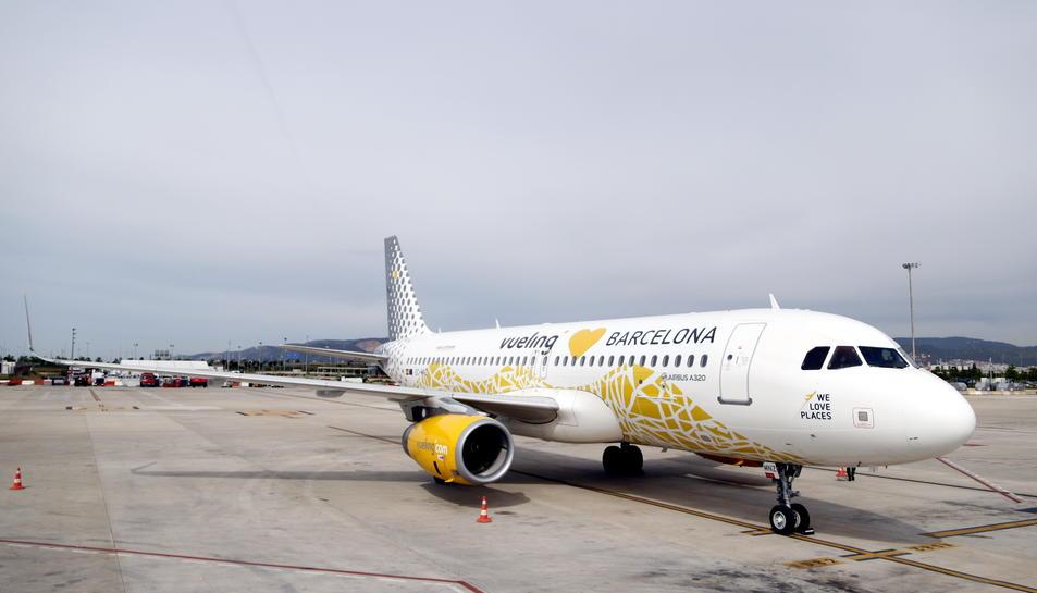 L'aerolínia assegura que el 87% dels seus clients no es veuran afectats
