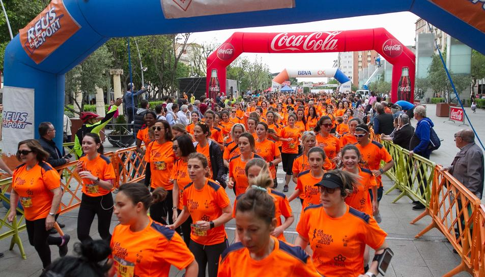 El récord de participants va permetre recaptar més d'11.000 euros destinats a FUNCA.