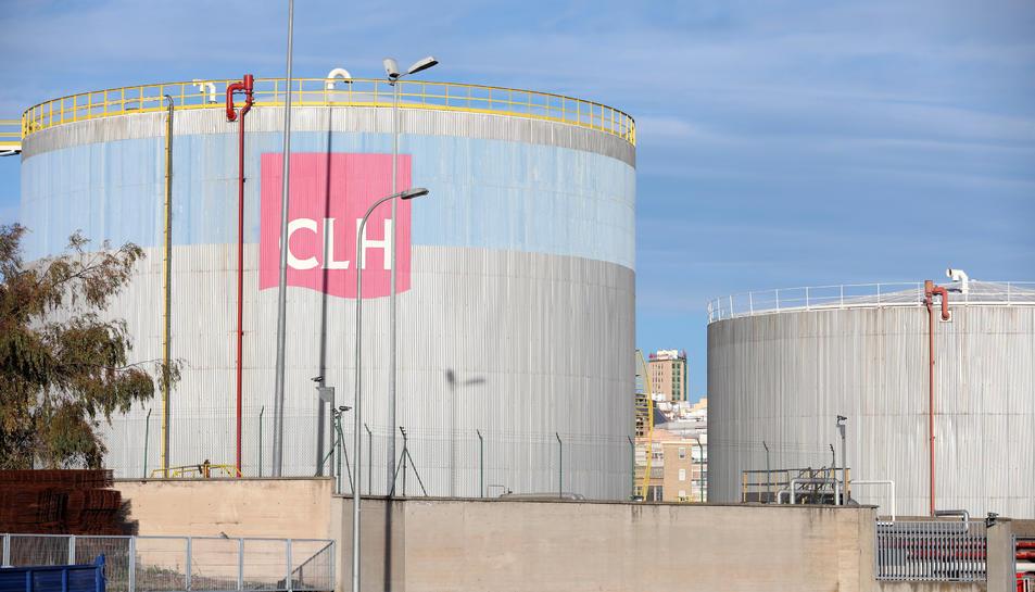 L'empresa CLH s'ubica al Polígon Francolí, espai que l'Ajuntament vol transformar.