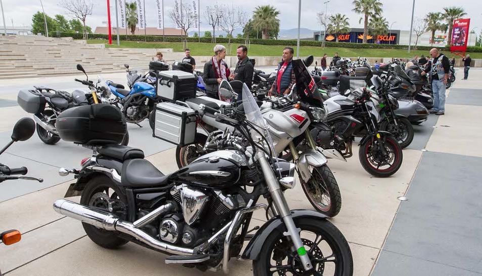 Todas las imágenes del 12º Salón de la Moto