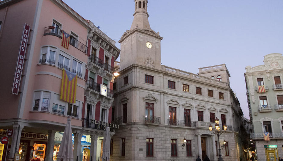 3,4 MEUR corresponen al pressupost del consistori i el restant, dels organismes autònoms municipals.