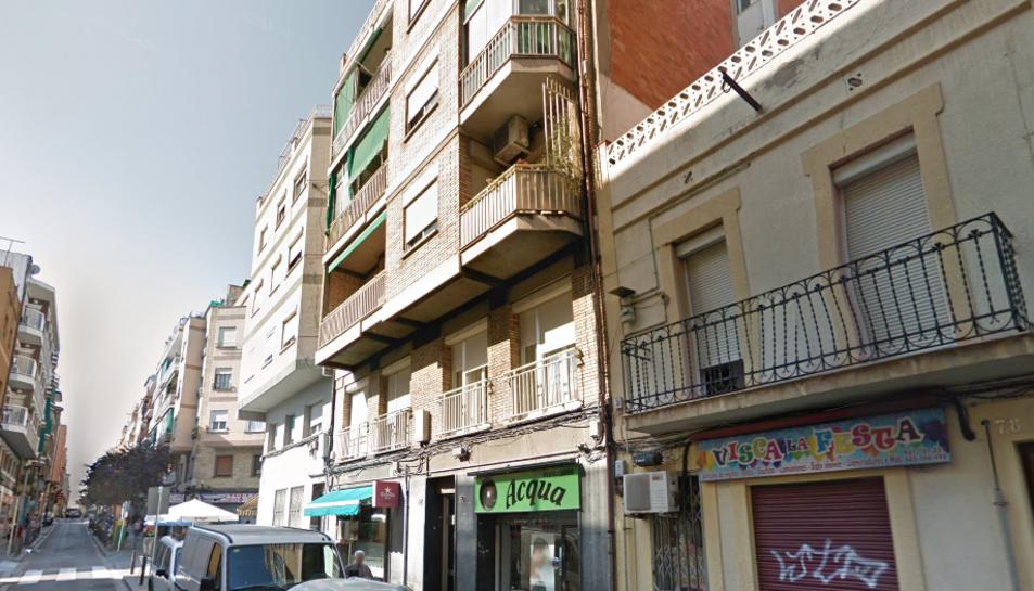 Imatge de l'edifici on van tenir lloc els fets.