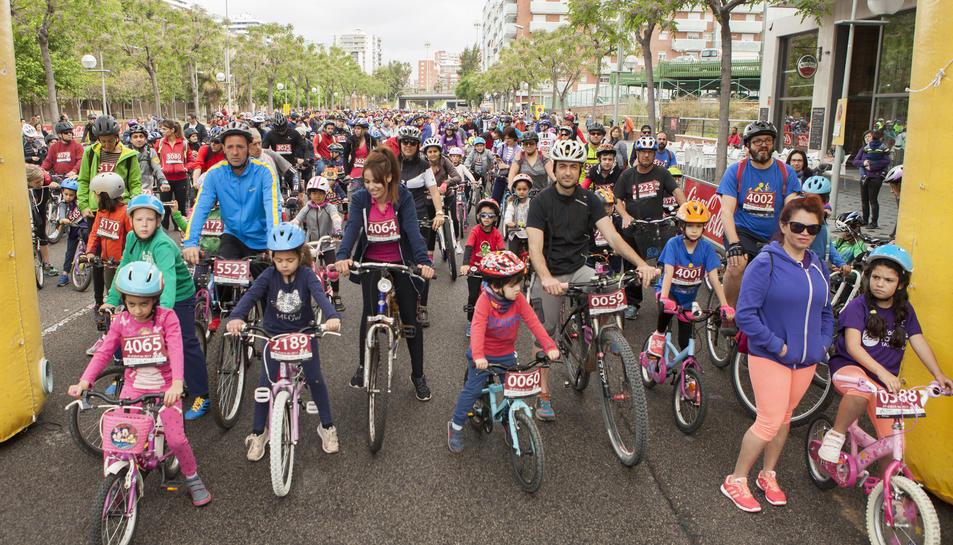 La nova edició de la Bicicletada ja compta amb 2.000 inscrits.