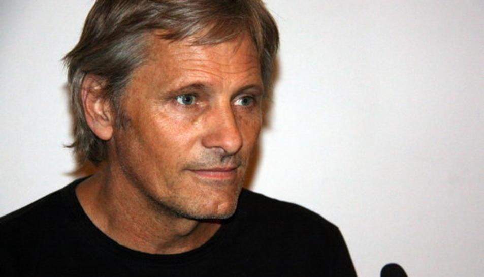 Viggo Mortensen en una imatge d'arxiu.